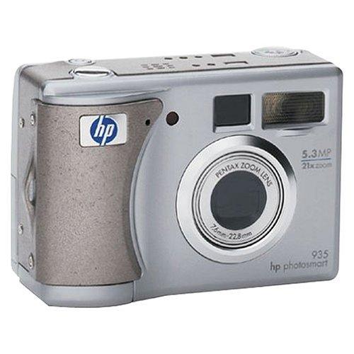 HP PhotoSmart 935 5.3MP Digital Camera with 3x Optical Zoom
