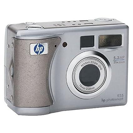 amazon com hp photosmart 935 5 3mp digital camera with 3x optical rh amazon com HP Photosmart R717 Users Manual HP Photosmart 618 Digital Camera Manual