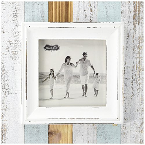 Planked Picture Frame Beach Photo