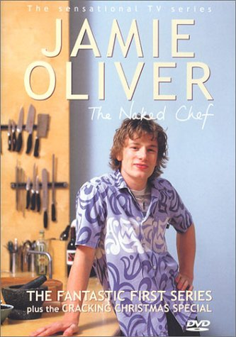 The Naked Chef : Complete Series 1 & Christmas Special [Region 2] (Oliver Christmas Special Jamie)