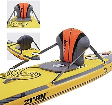 Zray - Silla Kayak Hinchable para Adulto, Unisex, Gris ...
