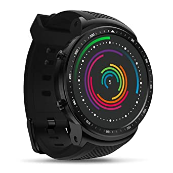 Zwbfu Zeblaze Thor Pro 3G WCDMA GPS Smart Watch Phone1.53inch IPS ...