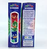 PJMASKS Latex Free Adhesive Anti- Bacterial