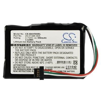 Por publicación de NL Cameron Sino 950mAh Batería 20-01388-00A para Bushnell NAV500