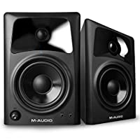 Deals on M-Audio AV42 20-Watt Compact Studio Monitor Speakers (Pair)