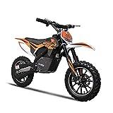 Moto Tec Review – 24v Electric Dirt Bike 500w