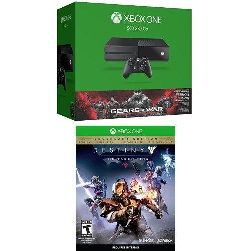 Xbox One Destiny Edition Console Xbox One 500GB ...