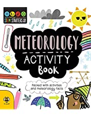 STEM Starters for Kids Meteorology Activity Book: Packed with Activities and Meteorology Facts