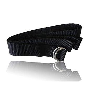 Full Force Wear, American Football Gürtel, 150cm, schwarz
