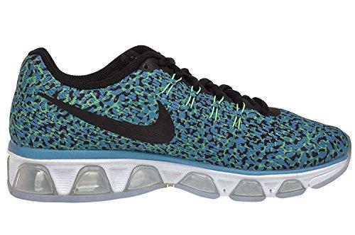 Nike Kvinders Air Max Medvind 8 Løbesko Blå Lagune / Hvid-blk-grn XuWHcwkTSL