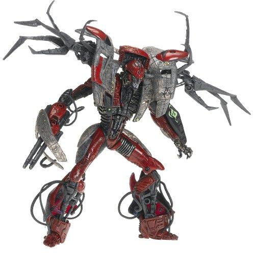 (Cyber Units Ultra Action Figure: Battle Unit 001 - Red)