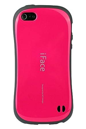 11b0fe90e1 Amazon   iFace First Class Standard iPhone SE / 5s/ 5 ケース 耐衝撃 ...