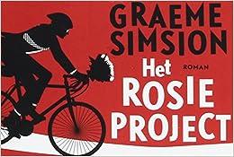 Book Het Rosie project / druk 1