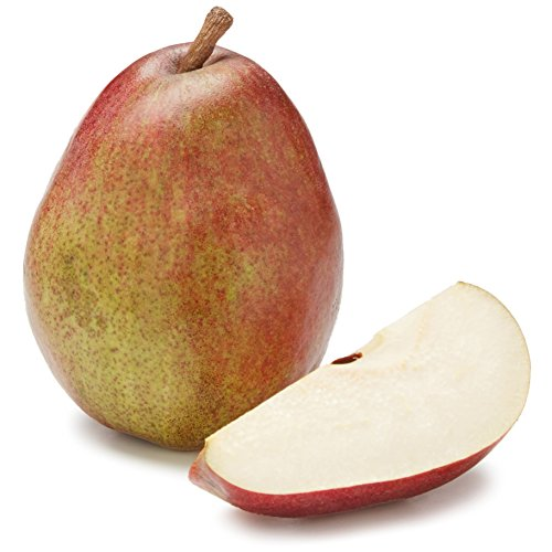 Organic Red Pear, One Large
