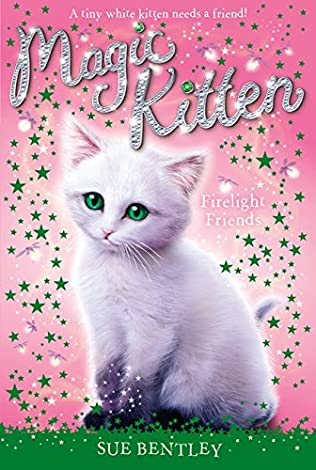 book cover of Firelight Friends