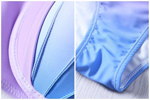 Santwo - Conjunto - para mujer Purple A