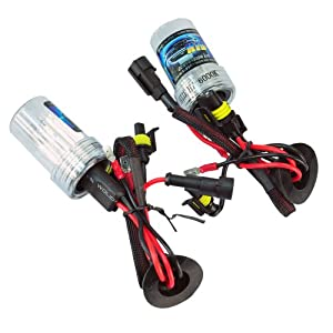35W H7-6000K HID Xenon Headlight Car Lamp Bulbs Light Replacement