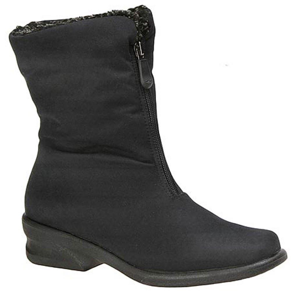 Toe Warmers Women's Michelle Boots Black 9 W by Toe Warmers