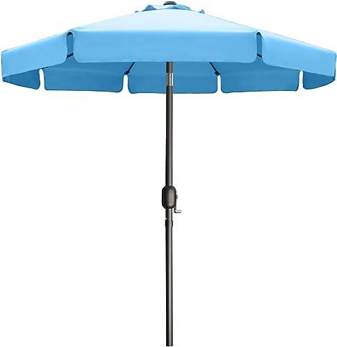10FT Outdoor Garden Table Umbrella Patio Umbrella Market Umbrella