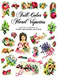 Full-Color Floral Vignettes, , 0486279480