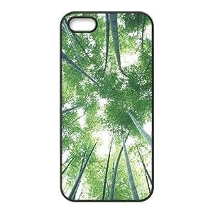 VNCASE Bamboo Phone Case For iPhone 5,5S [Pattern-1] wangjiang maoyi