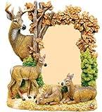 Deer Family 3.5x5 Photo Frame (Vertical)