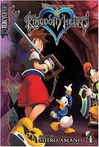 Kingdom Hearts: v  4 Kingdom Hearts Kingdom Hearts Junior