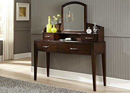 - Liberty Furniture 505-BR70H Avalon Desk Hutch, 47