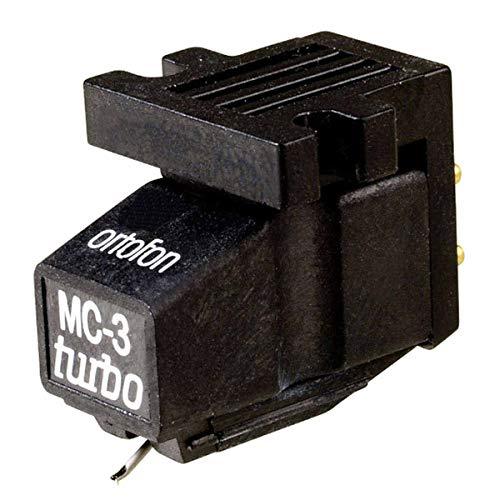 (Ortofon MC-3 Turbo Moving Coil (Black))