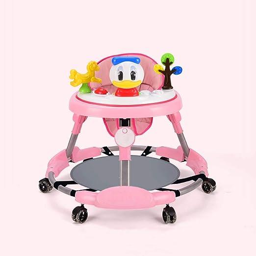 LFY Baby Walker Rosado para niñas, Centro de Actividad de ...