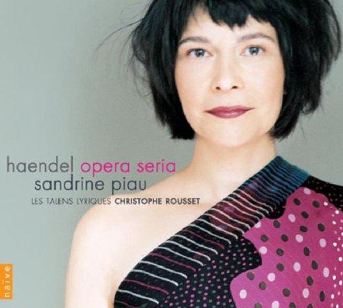 Sandrine Piau - Handel Opera Seria