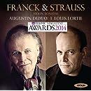 Franck: Violin Sonata; Strauss: Violin Sonata