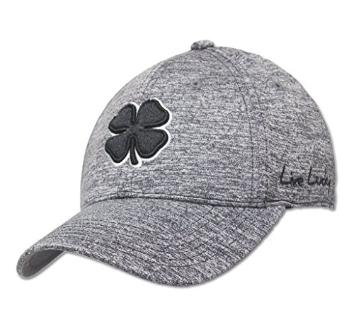 f74956a8ca4 636983993154 UPC - Black Clover Lucky Heather Hat Golf Cap Charcoal ...