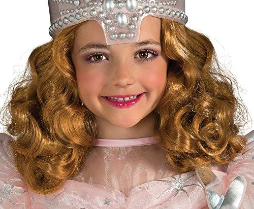 [Glinda Wig Costume Accessory] (Glinda Costume For Kids)