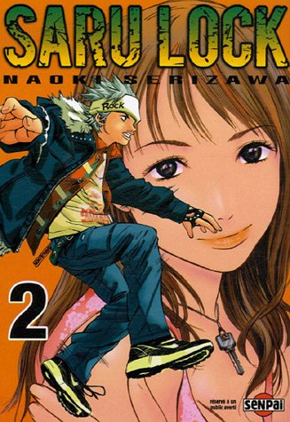 Saru Lock, Tome 2 (French Edition)