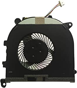 Cooling Fan for Dell XPS 15 9560 Precision 5520 CPU Fan DP/N CN-0VJ2HC (Left Side)