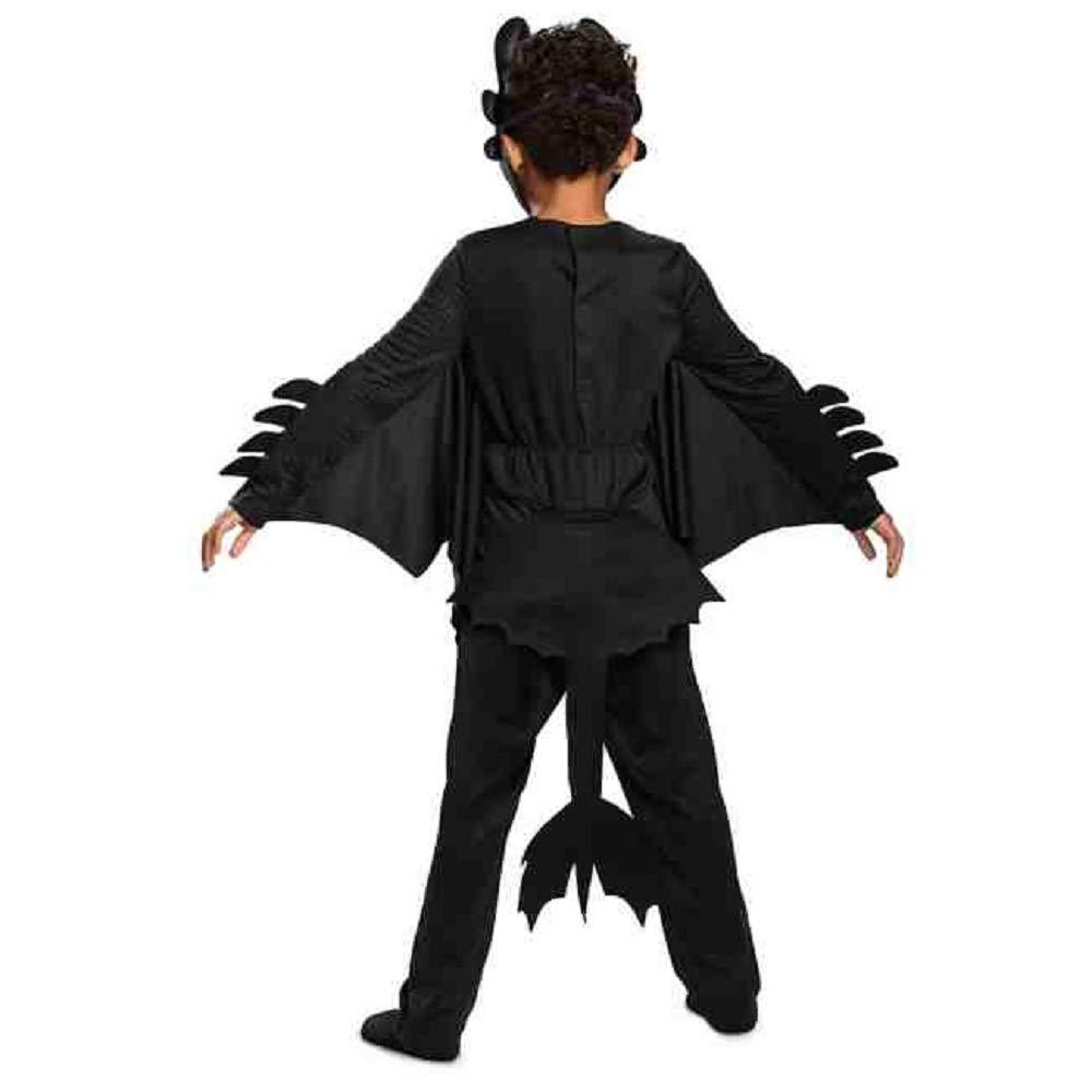 Toothless Classic Costume Black