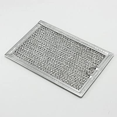 2 PACK - GE WB06X10654 Microwave Oven Grease Range Filter 5 X 8