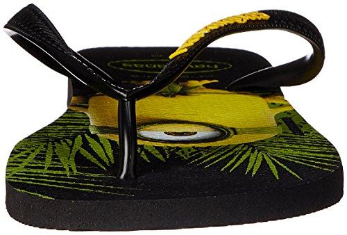 Black Men's Flop Minions Sandal Flip Havaianas qPxw6vFTZZ