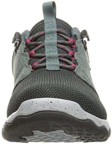 Teva Arrowood Wp, Zapatos de Low Rise Senderismo para Mujer, Azul (Slate-Slaslate-Sla), 40 EU