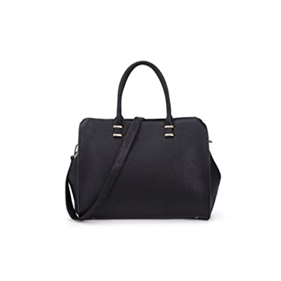 LeahWard Patent Large Size Women's Tote Bags College A4 Folder ...
