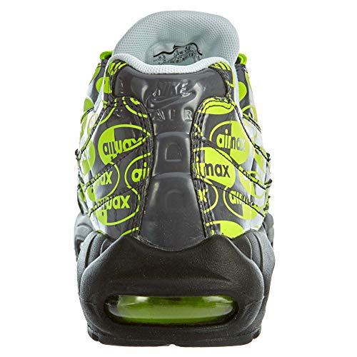 95 White Nike Chaussures Multicolore de Gymnastique Ash Max PRM Air Homme 001 Black Noir Volt FFwqrOE