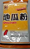 横浜中華街 欣得福 地瓜粉(さつまいもでん粉) 業務用 400g、台湾産、揚げ物粉~(炸物好朋友)♪