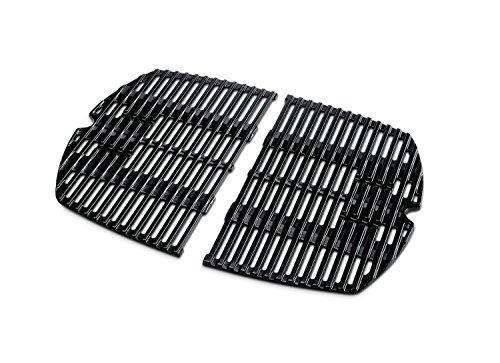 Weber 7645 Porcelain-Enameled Cast Iron Cooking Grate