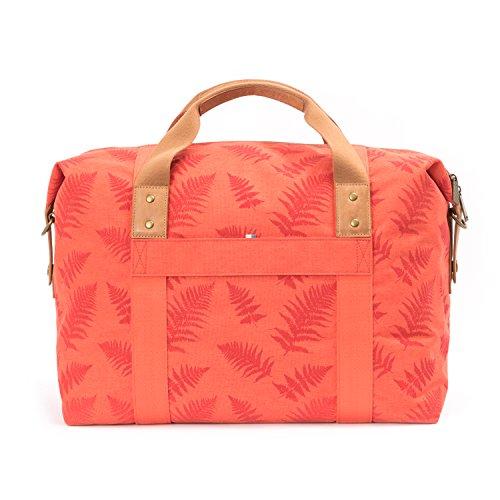 Golla Siru Sporttasche aus 100% Polyester Weekender Overnighter Handgepäck Sporttasche Reisetasche Berry Rot G1984 ELcwi