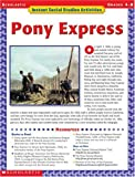 Pony Express, Amy Miller, 0439370922