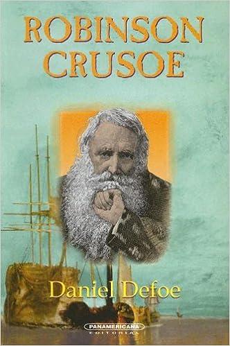 Robinson Crusoe Literatura Juvenil Panamericana Editorial: Amazon.es: Daniel Defoe: Libros