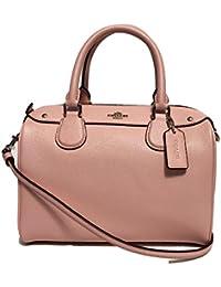 Leather Mini Bennett Shoulder Bag Handbag