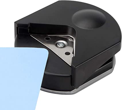 Supvox Corner Rounder Punch Esquina Cortador Punch Paper Board Corner Rounder for Greeting Card Making Photo Scrapbooking