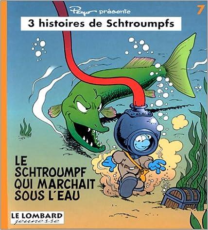 Lire des livres gratuits en ligne sans téléchargement Le Schtroumpf qui marchait sous l'eau PDF DJVU FB2